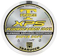 Леска флюорокарбоновая Trabucco T-Force Fluorocarbon 0.221мм 50м / 053-60-220 -