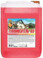 Теплоноситель для систем отопления EcoTherm -65С / 430212020 (20кг) -