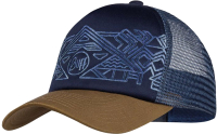 Бейсболка детская Buff Trucker Cap Kids Kasai Night Blue (122561.779.10.00) -