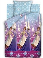 Комплект постельного белья Непоседа Холодное сердце. Королевский бал / 625984 -