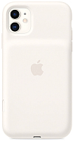 Чехол-зарядка Apple Smart Battery Case для iPhone 11 White / MWVJ2 -