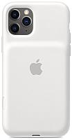 Чехол-зарядка Apple Smart Battery Case для iPhone 11 Pro White / MWVM2 -