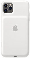 Чехол-зарядка Apple Smart Battery Case для iPhone 11 Pro Max White / MWVQ2 -