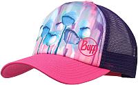 Бейсболка Buff Trucker Cap Poppis Multi (117249.555.10.00) -
