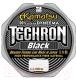 Леска плетеная KAMATSU Techron Black 0.14мм 100м / 255100014 -