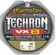 Леска плетеная KAMATSU Techron VX8 0.14мм 100м / 256100014 -