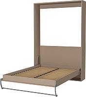 Шкаф-кровать Макс Стайл Smart 18мм 140x200 (бежевый U200 ST9) -