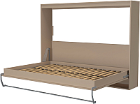 Шкаф-кровать Макс Стайл Strada 18мм 140x200 (бежевый U200 ST9) -