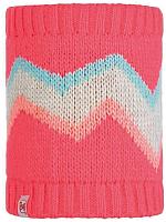 Бафф детский Buff Child Knitted&Polar Neckwarmer Arild Multi Child (117878.555.10.00) -