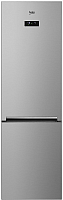Холодильник с морозильником Beko RCNK321E20X -