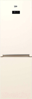 Холодильник с морозильником Beko RCNK321E20SB