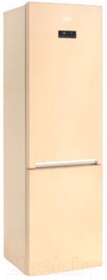 Холодильник с морозильником Beko RCNK356E20SB