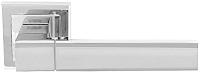 Ручка дверная Нора-М AL 109К (хром) -