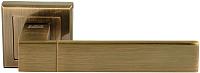 Ручка дверная Нора-М AL109 К (старая бронза) -