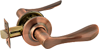 Ручка дверная Нора-М ЗВ3-05 (старая медь) -