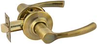 Ручка дверная Нора-М ТТ1-05 (старая бронза) -