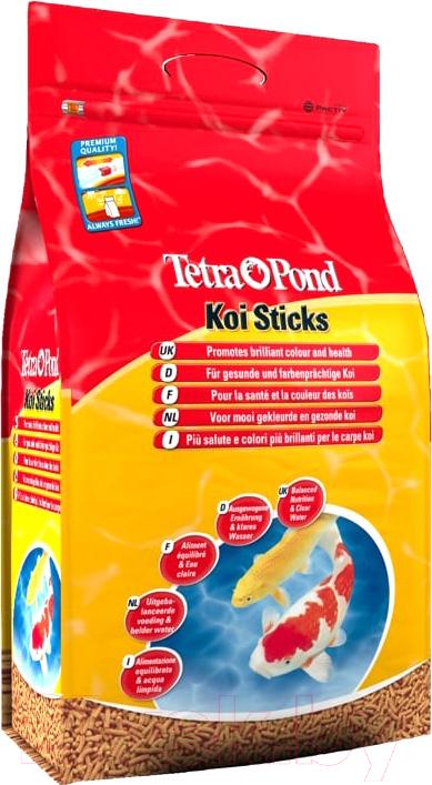 Купить Корм для рыб Tetra, Pond Koi Sticks (7л), Германия