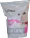 Наполнитель для туалета Silitter Crystal без запаха (5л) -