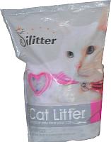 Наполнитель для туалета Silitter Crystal без запаха (3.8л) -