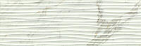 Декоративная плитка Ragno Bistrot Calacatta Struttura Michelangelo Dune R4UM (400x1200) -