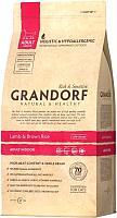 Корм для кошек Grandorf Adult Indoor Lamb&Rice (2кг) -