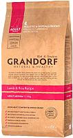 Корм для собак Grandorf Medium Lamb&Rice (1кг) -