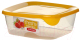 Контейнер Curver Fresh&Go 00559-007-01 / 182268 (желтый/прозрачный) -