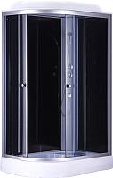 Душевая кабина Avanta 1712/7 R (серое стекло) -