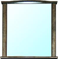 Зеркало интерьерное Гамма Люкс 4 (камень темный) -