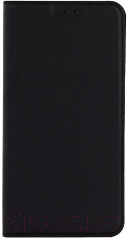 Чехол-книжка Volare Rosso, для Nokia 5 (черный), Китай, поликарбонат  - купить со скидкой