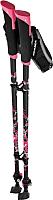 Палки для скандинавской ходьбы VikinG Elin 650/19/9987-46 (розовый) -