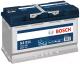 Автомобильный аккумулятор Bosch 0092S40110 (80 А/ч) -
