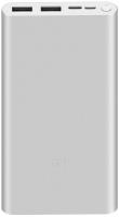 Портативное зарядное устройство Xiaomi Mi Power Bank 3 10000mAh / VXN4273GL (серебристый) -