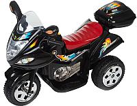 Детский мотоцикл Babyhit Little Racer (черный) -
