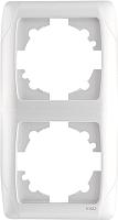 Рамка для выключателя Viko Carmen / 90571002 (белый) -