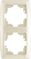 Рамка для выключателя Viko Carmen / 90572002 (кремовый) -