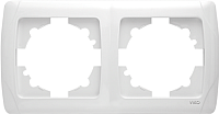 Рамка для выключателя Viko Carmen / 90571102 (белый) -