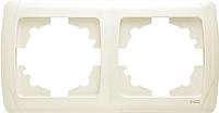 Рамка для выключателя Viko Carmen / 90572102 (кремовый) -