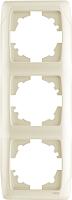 Рамка для выключателя Viko Carmen / 90572003 (кремовый) -