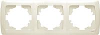 Рамка для выключателя Viko Carmen / 90572103 (кремовый) -
