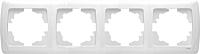 Рамка для выключателя Viko Carmen / 90571104 (белый) -