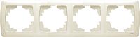 Рамка для выключателя Viko Carmen / 90572104 (кремовый) -