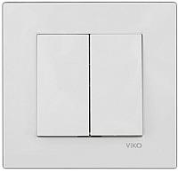 Выключатель Viko Karre / 90960002 (белый) -