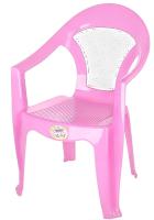 Стул детский Эльфпласт Микки / EP168 (розовый) -