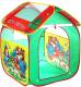 Детская игровая палатка Играем вместе Три медведя / GFA-3BEAR-R -