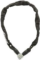 Велозамок Kryptonite Cables Keeper 465 Combo Chain (черный) -