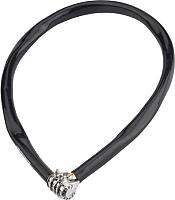 Велозамок Kryptonite Cables Keeper 665 Combo CBL (черный) -