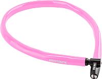 Велозамок Kryptonite Cables Keeper 665 Key CBL (розовый) -