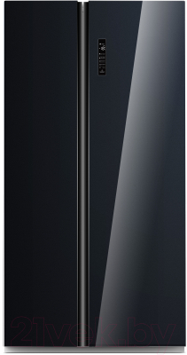 Холодильник с морозильником Daewoo RSM600HG-L