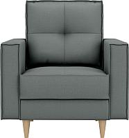 Кресло мягкое Frendom Отто (Flax 005) -